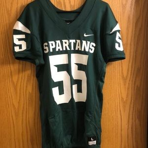 Michigan State Spartans Nike Jersey